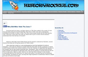 http://www.historyking.com/World-War/world-war-ii/hitler/Why-Did-Hitler-Hate-The-Jews.html