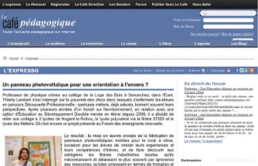 http://www.cafepedagogique.net/lexpresso/Pages/2012/06/14062012Article634752542086607025.aspx