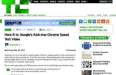 http://techcrunch.com/2010/05/05/google-chrome-video-test/