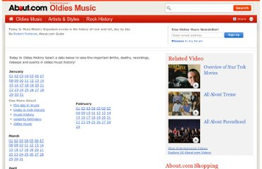 http://oldies.about.com/od/oldieshistory/a/Today-In-Music-History.htm