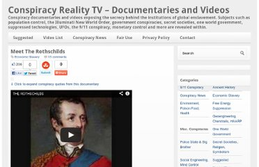 http://conspiracyrealitytv.com/meet-the-rothschilds/