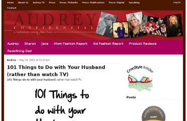http://momgenerations.com/2012/05/101-things-to-do-with-your-husband-rather-than-watch-tv/