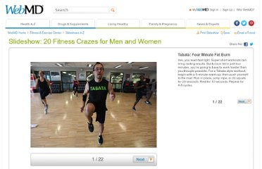 http://www.webmd.com/fitness-exercise/ss/slideshow-fitness-crazes
