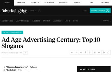 http://adage.com/article/special-report-the-advertising-century/ad-age-advertising-century-top-10-slogans/140156/