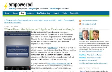 http://forrester.typepad.com/groundswell/2010/04/who-will-own-the-splinternet.html