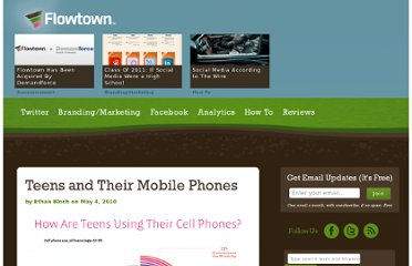 http://www.flowtown.com/blog/teens-and-their-mobile-phones