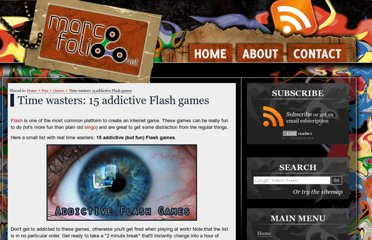 http://www.marcofolio.net/games/time_wasters_15_addictive_flash_games.html