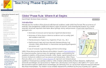 http://serc.carleton.edu/research_education/equilibria/phaserule.html