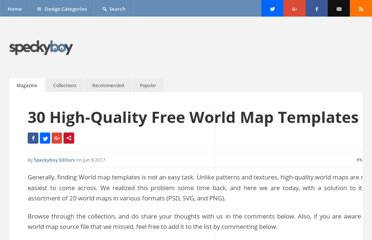http://speckyboy.com/2010/05/03/25-free-vector-world-maps-ai-eps-and-svg-formats/