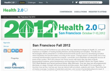 http://www.health2con.com/events/conferences/san-francisco-fall-2012/