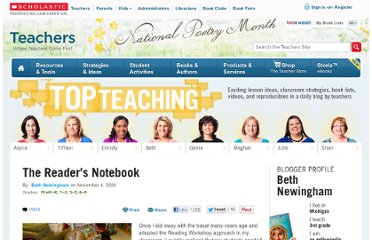 http://www.scholastic.com/teachers/top_teaching/2009/11/readers-notebook