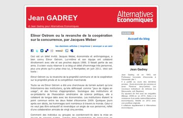 http://alternatives-economiques.fr/blogs/gadrey/2012/06/15/elinor-ostrom-ou-la-revanche-de-la-cooperation-sur-la-concurrence-par-jacques-weber/