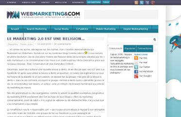 http://www.webmarketing-com.com/2009/08/03/4598-le-marketing-2-0-est-une-religion