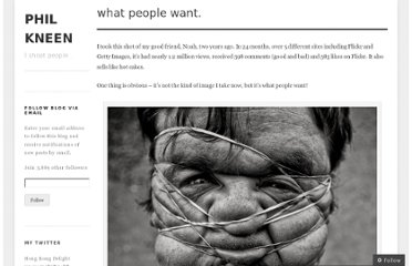 http://philkneen.wordpress.com/2012/05/08/what-people-want/