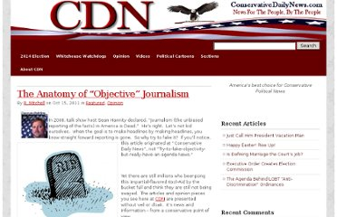 http://www.conservativedailynews.com/2011/10/the-anatomy-of-objective-journalism/