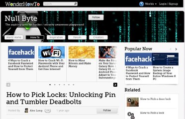 http://null-byte.wonderhowto.com/how-to/pick-locks-unlocking-pin-and-tumbler-deadbolts-0133173/