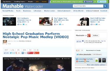 http://mashable.com/2012/06/16/high-school-music-medley/