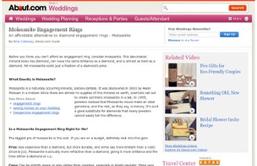 http://weddings.about.com/od/weddingorengagementrings/a/Moissanite.htm