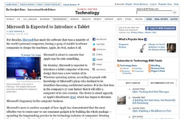 http://bits.blogs.nytimes.com/2012/06/16/microsoft-is-expected-to-introduce-a-tablet/?utm_source=marketaire.com&utm_medium=twitter