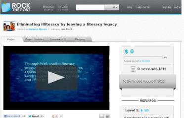 http://www.rockthepost.com/posts/view/397/Eliminating-illiteracy-by