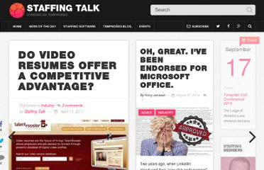 http://www.staffingtalk.com/video-resumes-offer-competitive-advantage/