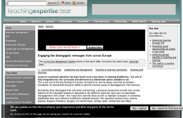 http://www.teachingexpertise.com/articles/engaging-disengaged-messages-across-europe-404
