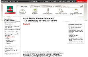 http://www.maif.fr/association-prevention-maif/catalogue-securite-routiere/cycle-1-2/allo-le-15.html