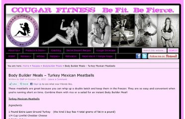 http://blog.cougarfitnessclub.com/602/body-builder-meals-turkey-mexican-meatballs/