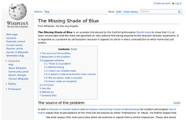 http://en.wikipedia.org/wiki/The_Missing_Shade_of_Blue