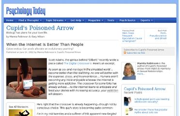 http://www.psychologytoday.com/blog/cupids-poisoned-arrow/201206/when-the-internet-is-better-people