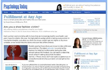 http://www.psychologytoday.com/blog/fulfillment-any-age/201003/are-you-shoe-fashion-victim