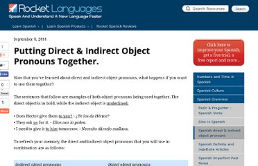 http://www.rocketlanguages.com/spanish/resources/direct_indirect_object_pronouns.php