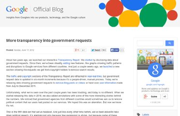 http://googleblog.blogspot.com/2012/06/more-transparency-into-government.html