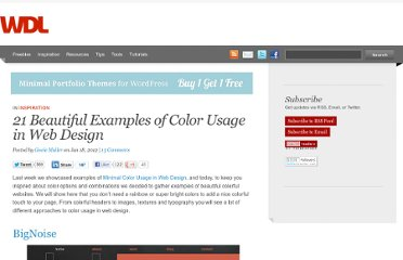 http://webdesignledger.com/inspiration/21-beautiful-examples-of-color-usage-in-web-design