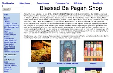 http://blessedbe.sugarbane.com/shopping/index.php