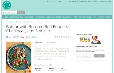http://www.marthastewart.com/313205/bulgur-with-roasted-red-peppers-chickpea