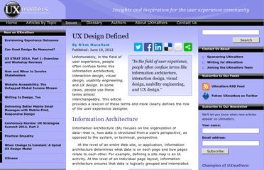 http://www.uxmatters.com/mt/archives/2012/06/ux-design-defined.php
