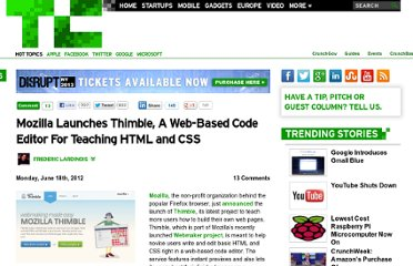 http://techcrunch.com/2012/06/18/mozilla-launches-thimble-a-web-based-code-editor-for-teaching-html-and-css/
