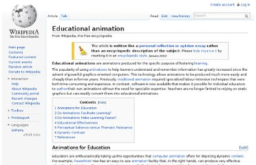 http://en.wikipedia.org/wiki/Educational_animation