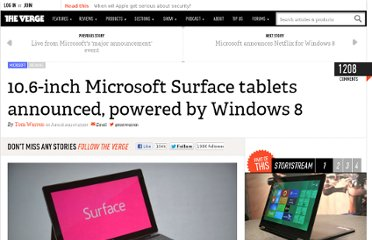 http://www.theverge.com/2012/6/18/3094157/new-microsoft-surface-windows-tablet