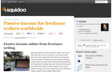 http://www.squidoo.com/passive-income-freelance-writers-worldwide