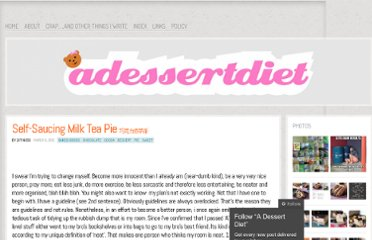 http://adessertdiet.com/2012/03/09/self-saucing-milk-tea-pie-%e5%b7%a7%e5%85%8b%e5%8a%9b%e5%a5%b6%e8%8c%b6%e6%b4%be/