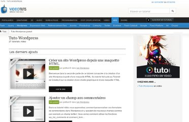 http://www.video-tuts.fr/tutorial-wordpress/