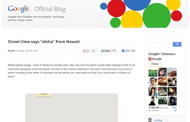 http://googleblog.blogspot.com/2012/06/street-view-says-aloha-from-hawaii.html