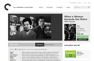 http://www.criterion.com/films/816-when-a-woman-ascends-the-stairs