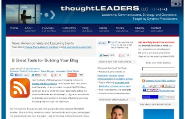 http://www.thoughtleadersllc.com/2012/06/8-great-tools-for-building-your-blog/