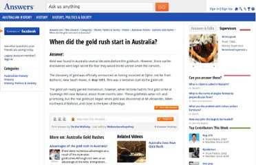 http://wiki.answers.com/Q/When_did_the_gold_rush_start_in_Australia