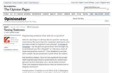 http://opinionator.blogs.nytimes.com/2012/06/18/taming-sentences/