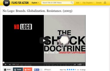 http://www.filmsforaction.org/watch/no_logo_brands_globalization_resistance/