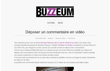 http://www.buzzeum.com/2008/11/25/deposer-un-commentaire-en-video/